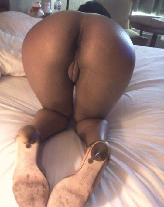 Local big black ass