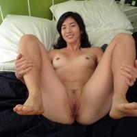 Nude Filipino Woman Fuck Pose Smiling