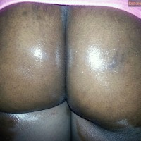 Shiny Cuban Buttocks