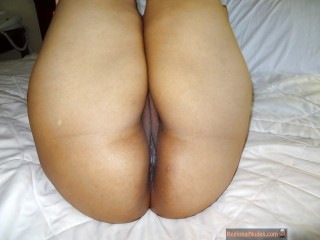 Bald Ethiopian Pussy Legs Up