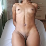 Erotic Nude Girl from Madagascar