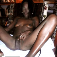 Naked Black South African Woman