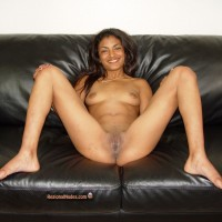 Naked Indian Woman Legs Open