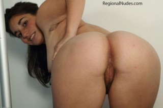 Naked White Mexican Woman Ass Bent Over