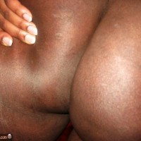Tanzanian Black Buttocks