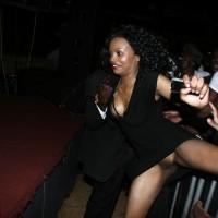 Zambian Woman Pussy Upskirt
