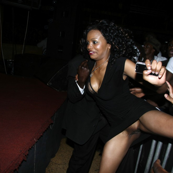 Zambia Woman Nude 97