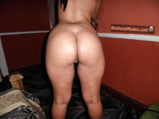 Amateur Naked  Costa Rican Woman Booty