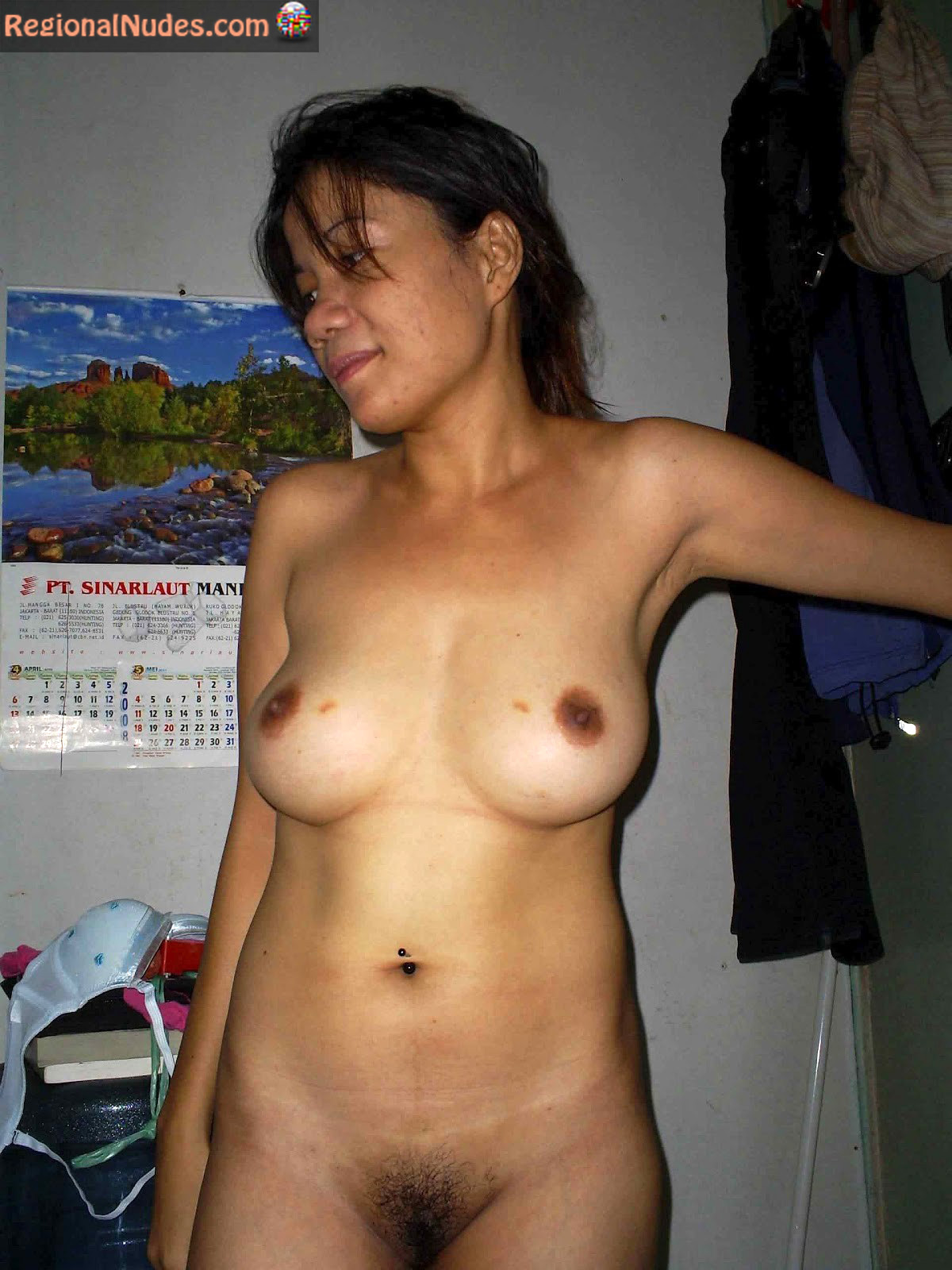 Indonesian-Porn – Amateur-Nude-Indonesian-Woman-Perky-Tits