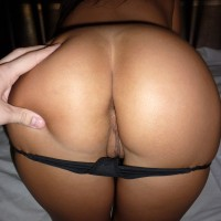 Beautiful Argentinian Booty Panties Down