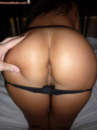Beautiful Argentinian Booty Panties Down
