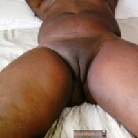 Chubby Kenyan Mature Bulging Pussy
