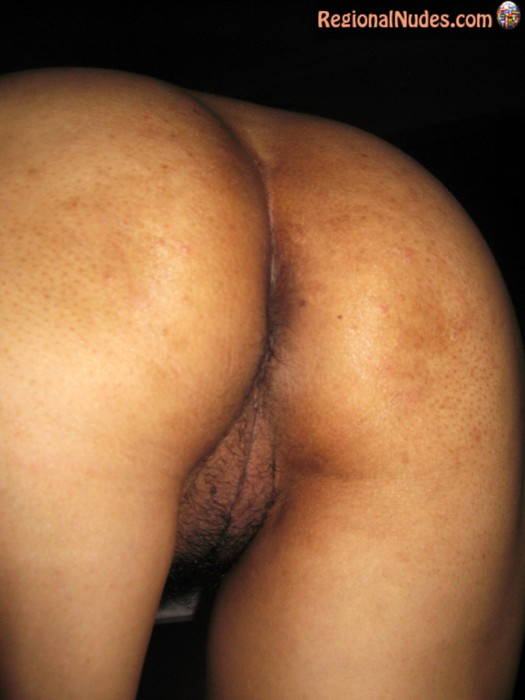 Indonesian Bent Over Naked Ass Pussy