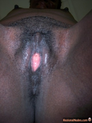 Open Ebony Vagina from Ghana
