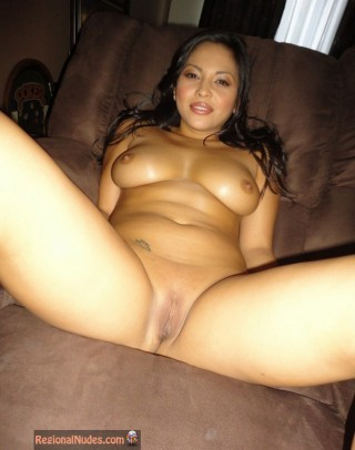 Silky Nude Attractive  Brazilian Woman