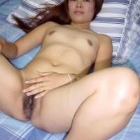 Vietnamese Female Naked in Bed