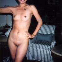 Vintage Nude Filipino Woman