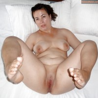 Naked Chubby Turkish Housewife