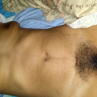Malaysian Matured Naked Wife Bushy Cunt
