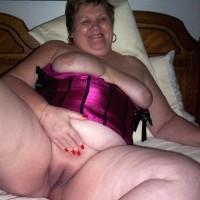 Naked Really Fat Canadian Granny