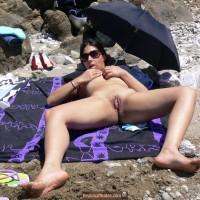 Nasty Turkish Nudist Woman