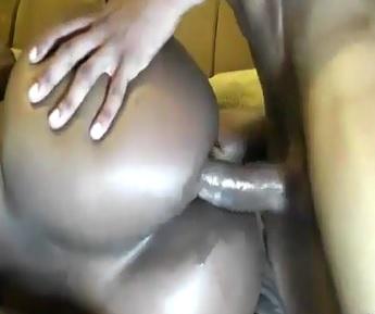 Black Kenyan Licking and Fucking Pussy
