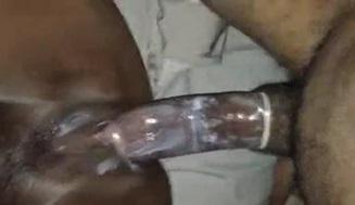 Creampie Tanzanian Cunt Fucking Close-Up