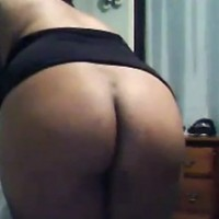 Fat Black American Slut on Webcam