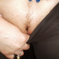 Flashing Turkish Pussy