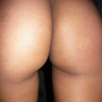 Nude Bolivian Round Butt Cheeks