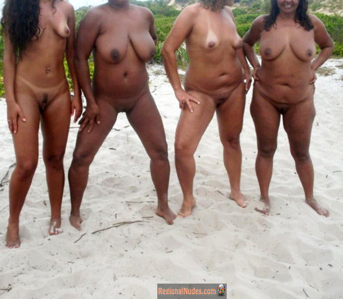 And Brazil nude beach women think