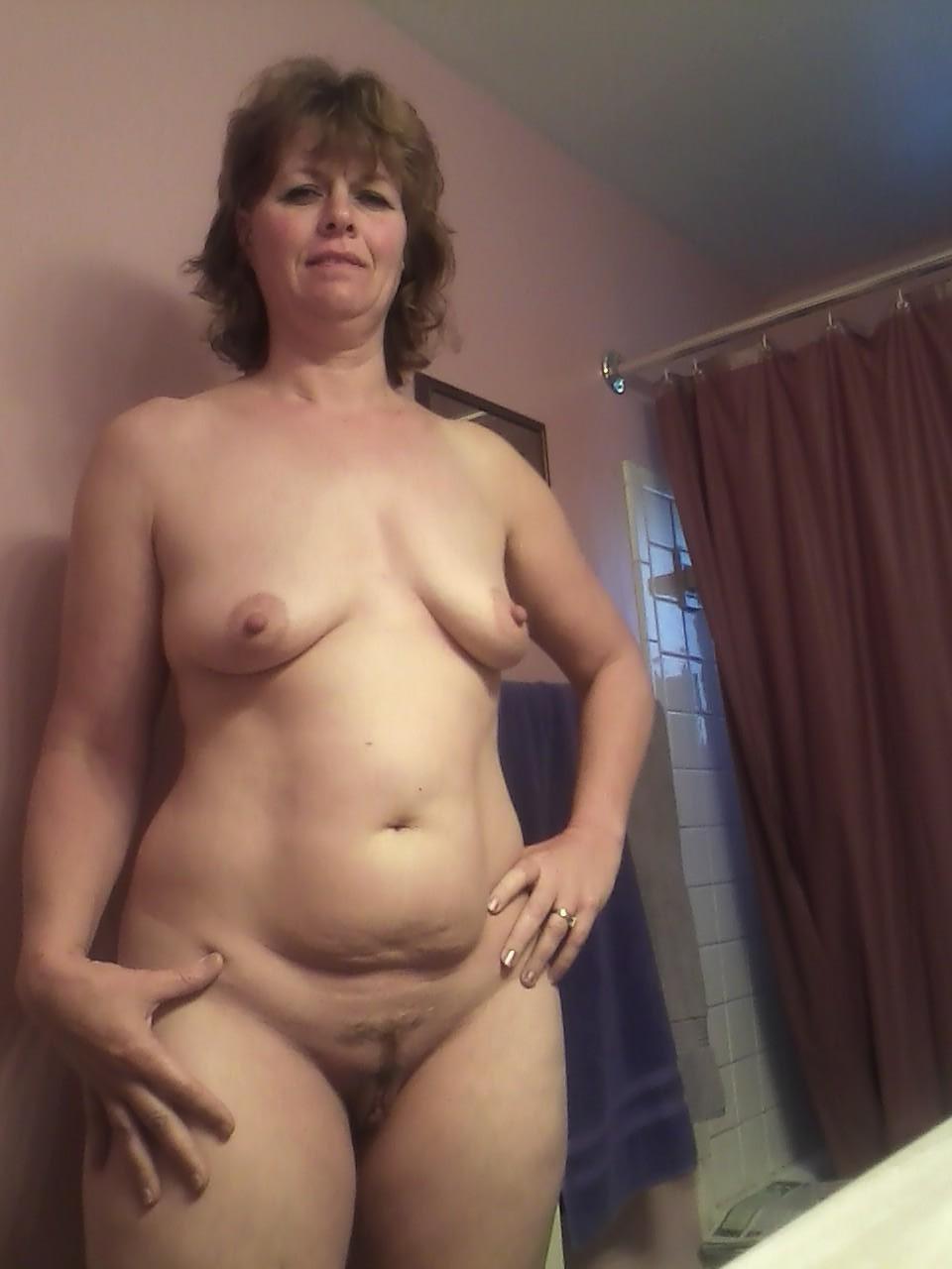 local naked older women