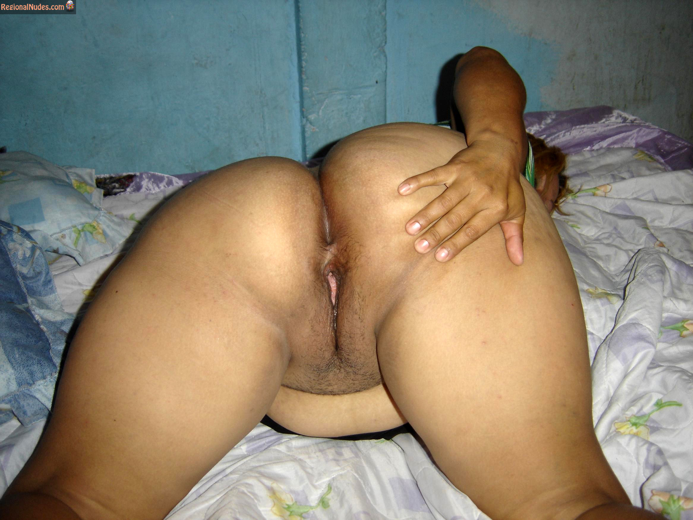 Nude mexican ass