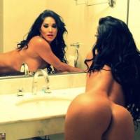 Gorgeous Nude Ecuadorian Girl Booty