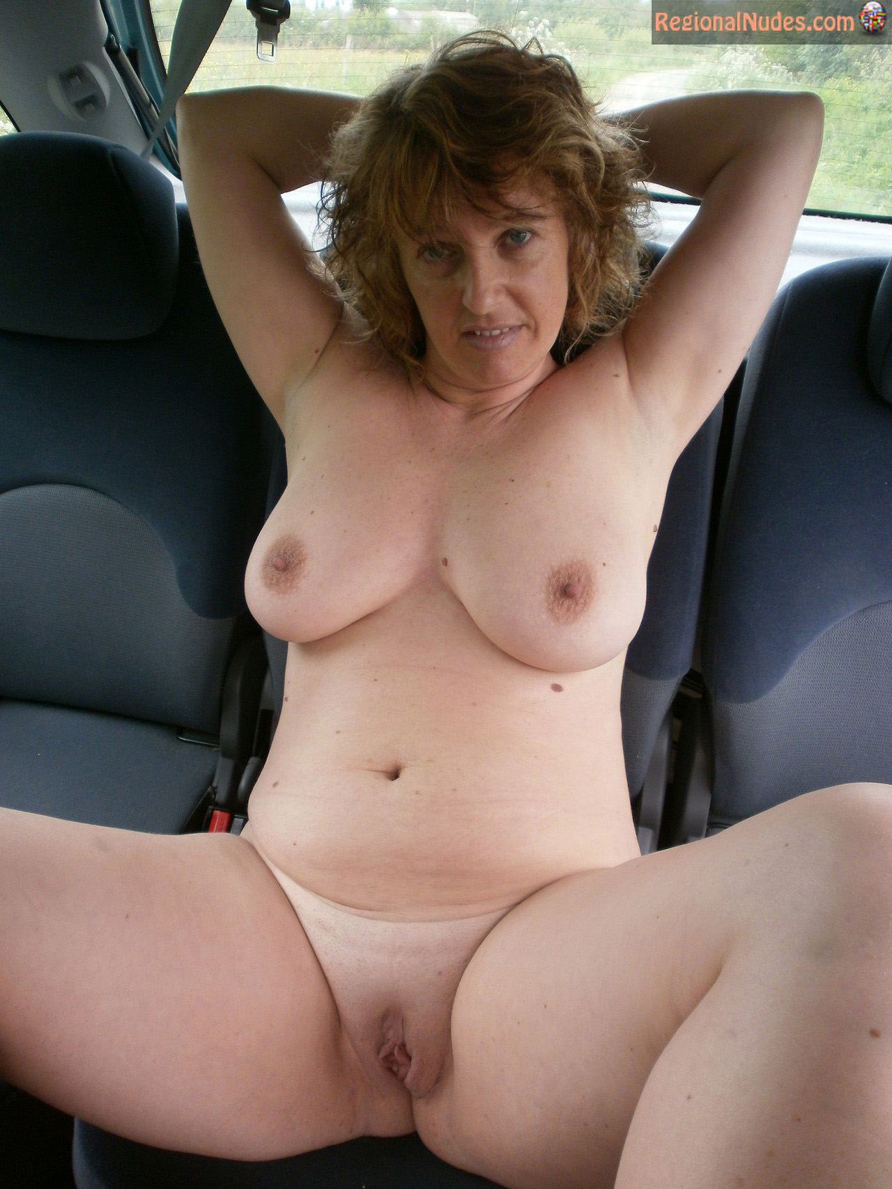 Nude mature french women