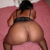 Mature Peruvian Wife Booty all fours
