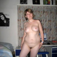 Chubby Nude Swiss Housewife