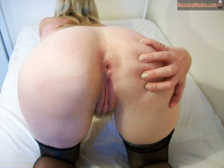 Hot Curvy Fuckable Round British Naked Ass
