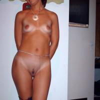 Polish Wife Undressed