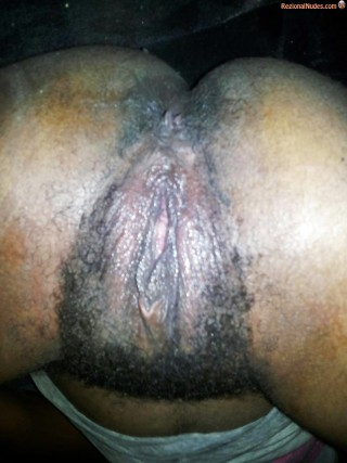 Fleshy Dirty Slut Ass and Cunt from Papua New Guinea