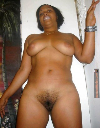 Naked Bolivian Wife full frontal