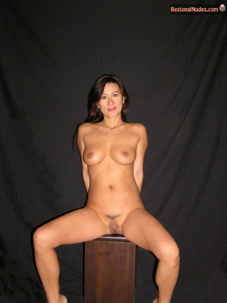 South Korean Amateur Model Posing Nude  Regional Nude -8397