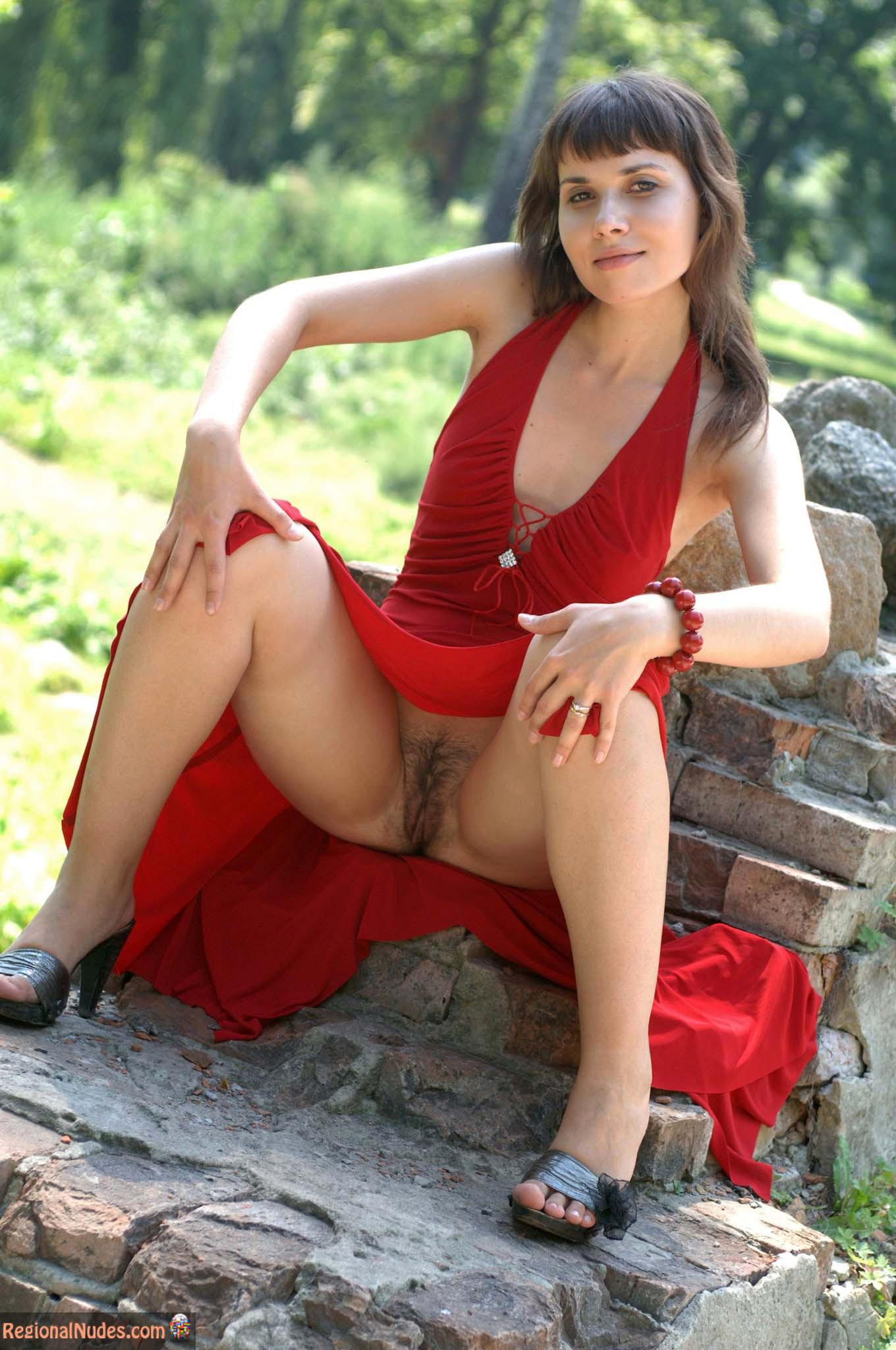 Nude Ukrainian Girl