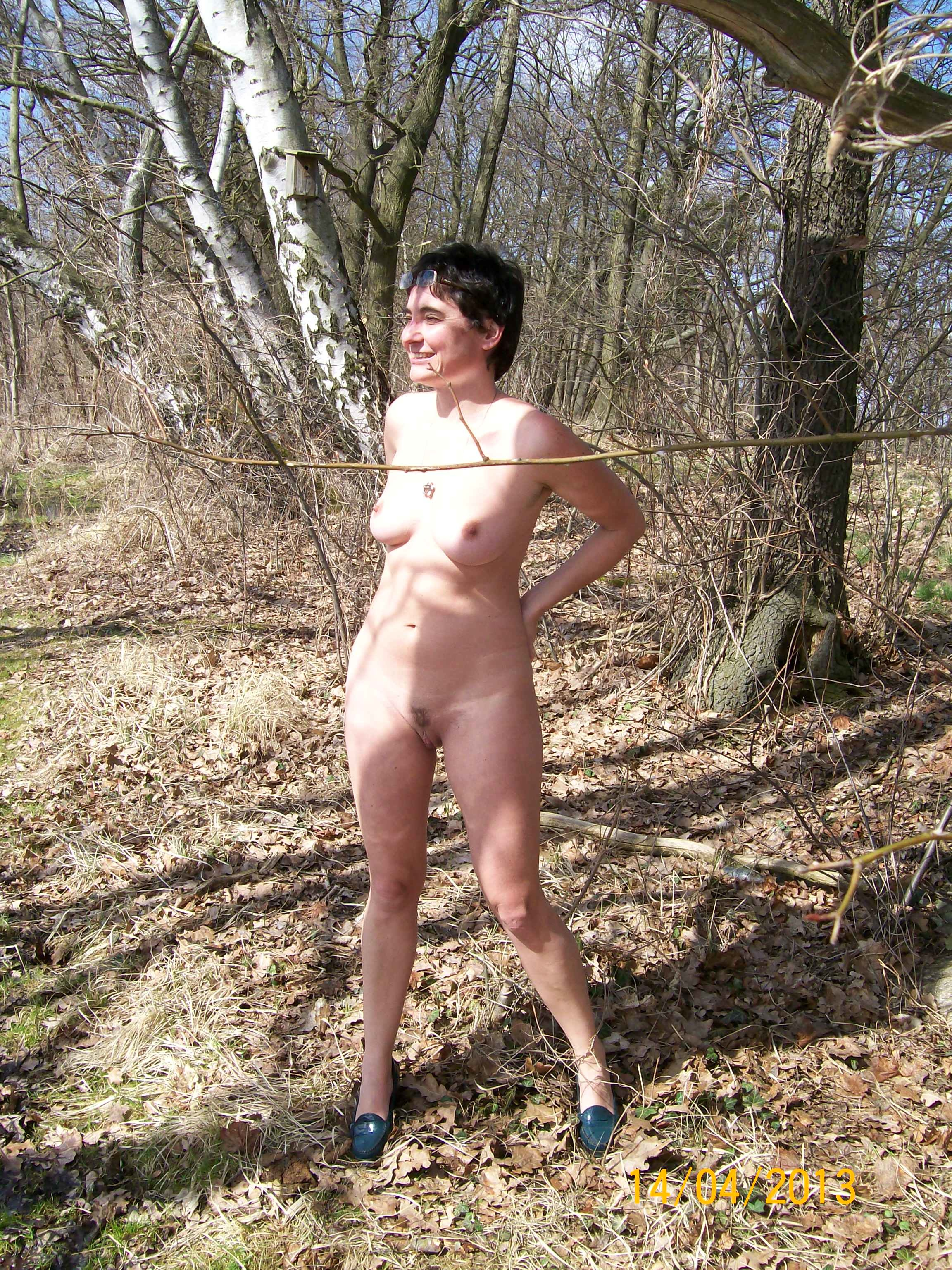 The natur german fucking wife in