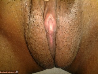 Black Canadian Thick Pussy & Clitoris