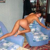 Kazakhstani Nude Hot Gal Butt