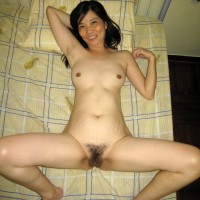 Slim Nude Chinese Mature Wife