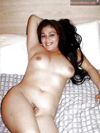 Saudi Arabian Naked Female in Bed