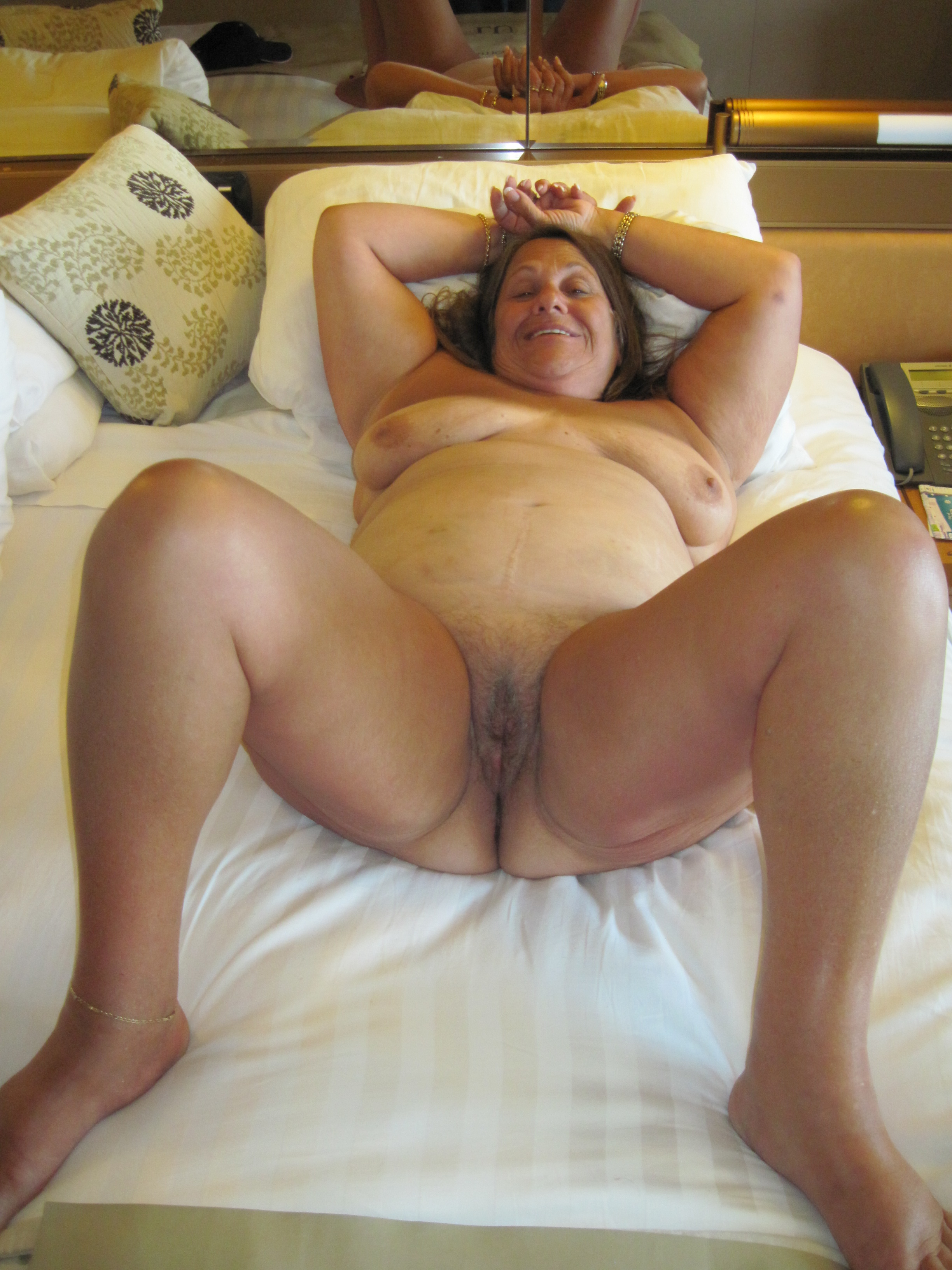 Chubby housewife mature nude join