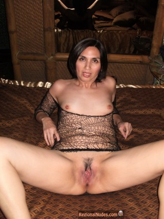 Chilean Wife Gets Naked Vagina & Tits